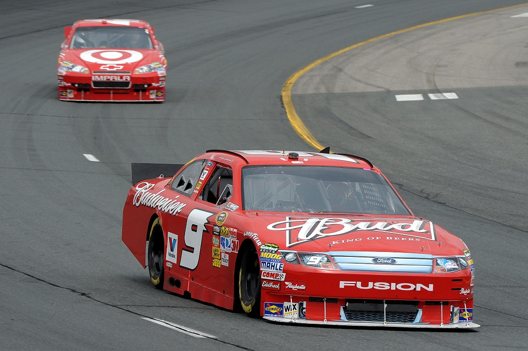 Kevin Harvick has a new primary sponsor for the 2011 season in Budweiser.
