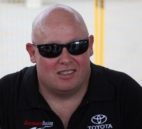 how tall is todd bodine