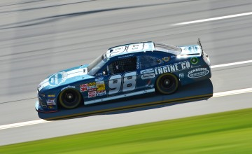 Talladega Superspeedway - Day 1