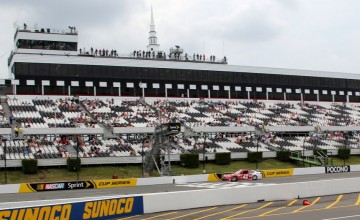 GoBowling.com 400 at Pocono Raceway on August 1, 2014