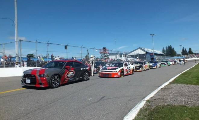 Barrie Car Race Track