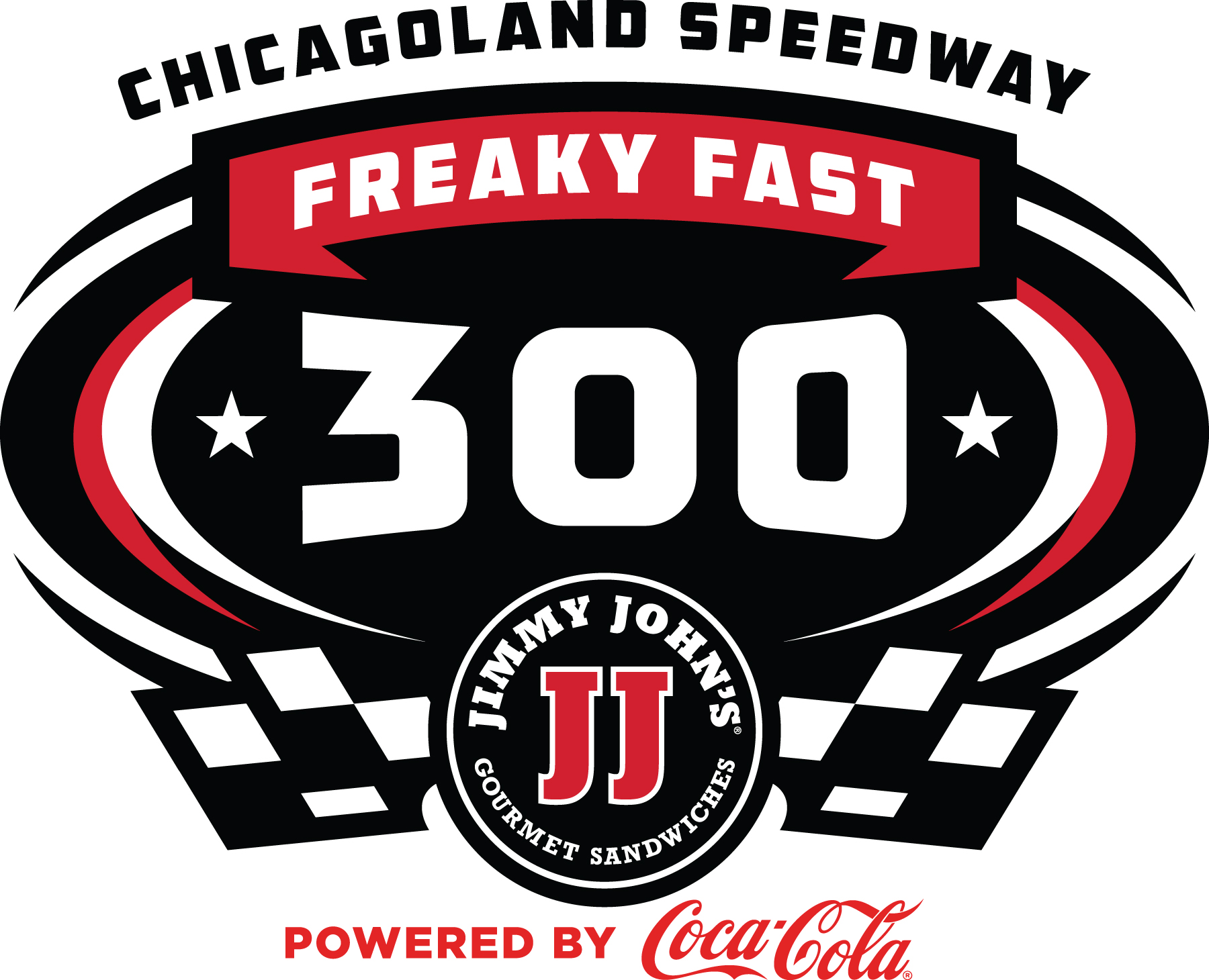 Nns Jimmy John S Freaky Fast 300 At Chicagoland Race