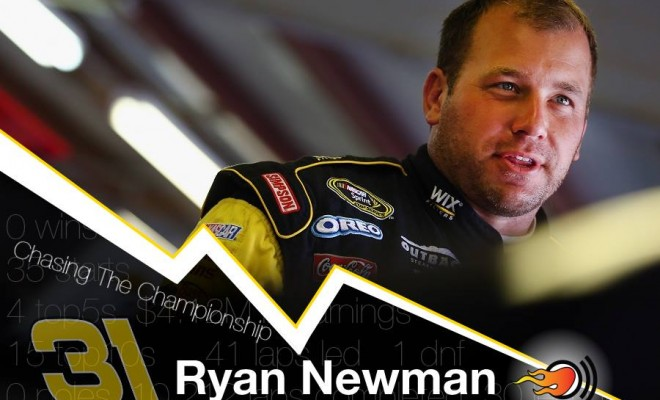 Ryan Newman - Chasing the Championship