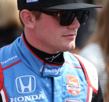 Verizon Race Car Driver Appearances May