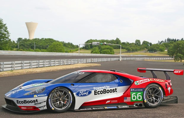 Le Mans Ganassi To Head Ford Gt Program In