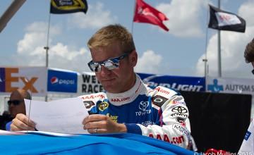 NASCAR Sprint Cup Series FedEx 400 benefiting Autism Speaks at Dover International Speedway