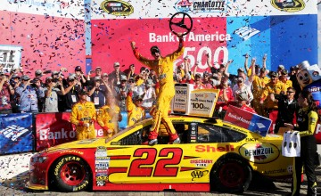 NASCAR Sprint Cup Series Bank of America 500