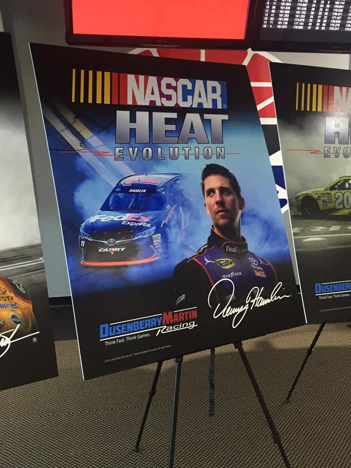Lazenby Nascar Is Finally Coming To Current Generation