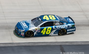 Photo taken during final practice for the AAA 400 at Dover International Speedway on Friday, May 14, 2016. ©Jacob Mullins