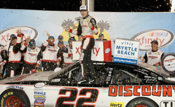 [Photo: NASCAR via Getty Images]