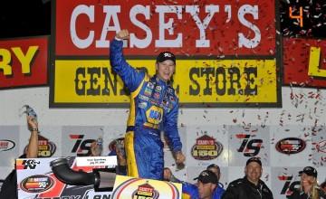 July 29,NASCAR K&N Pro Series Casey's General Stores 150, 2016, Newton, Iowa  USA©2016, Jennifer ColemanJennifer Coleman Photography