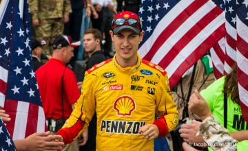 Photo taken during the NASCAR Sprint Cup Series Citizen Soldier 400 at Dover International Speedway on Sunday, Oct. 2, 2016. ©Jacob Mullins/2016