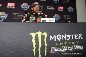MENCS: Martin Truex Jr. Crashes at Richmond; Wins Regular Season Point Title