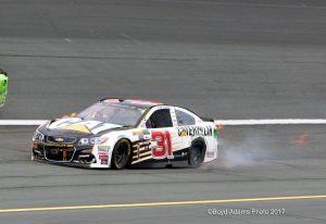 MENCS: After Bad Start To October, Ryan Newman Happy In Talladega Finish