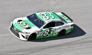 MENCS: Gray Gaulding Earns Career Best Finish at Talladega