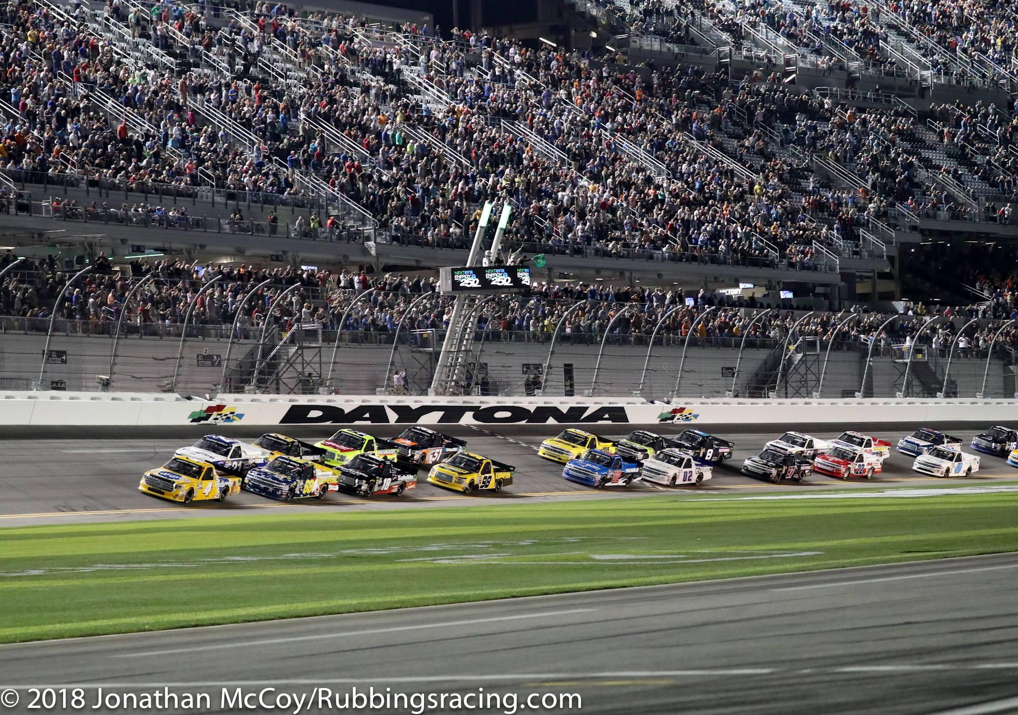 NCWTS: Sauter wins for third time at Daytona