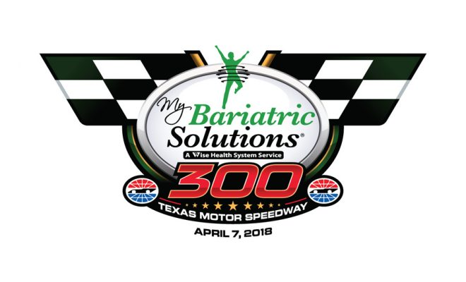 Nxs my bariatric solutions 300 lineup rubbings racing for Starting lineup texas motor speedway