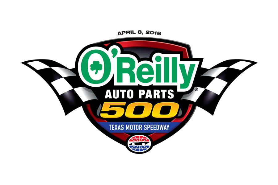 Mencs o reilly auto parts 500 starting lineup rubbings for Starting lineup texas motor speedway